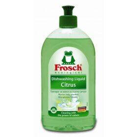 Frosch citrinos kvapo indu plovimo priemone 500 ml-500x500